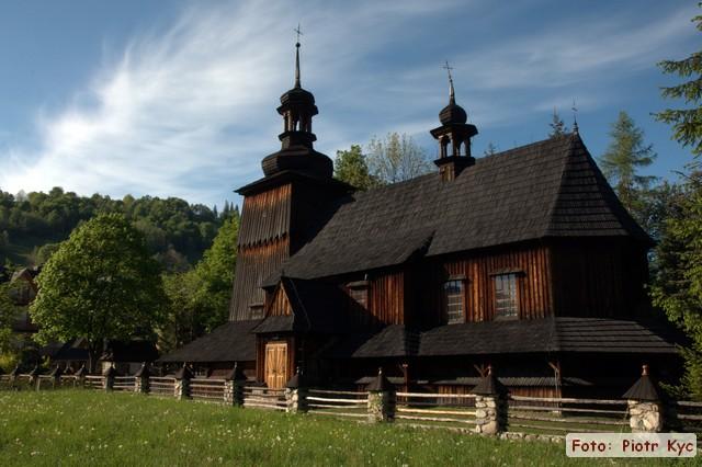 Zakopane-Harenda, Parafia św. Jana Apostoła i Ewangelisty