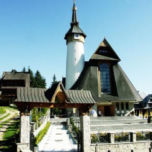 Zakopane-Krzeptówki, Parafia Niepokalanego Serca Najświętszej Maryi Panny