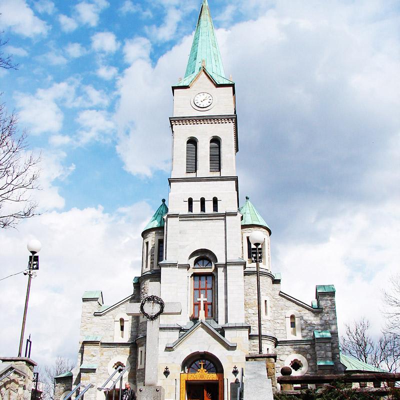 Zakopane, Parafia Najświętszej Rodziny