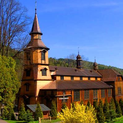 Zawoja, Parafia św. Klemensa
