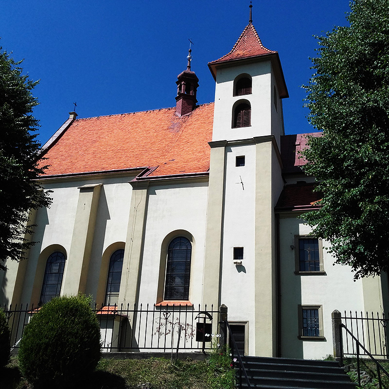 Zebrzydowice, Parafia św. Michała Archanioła