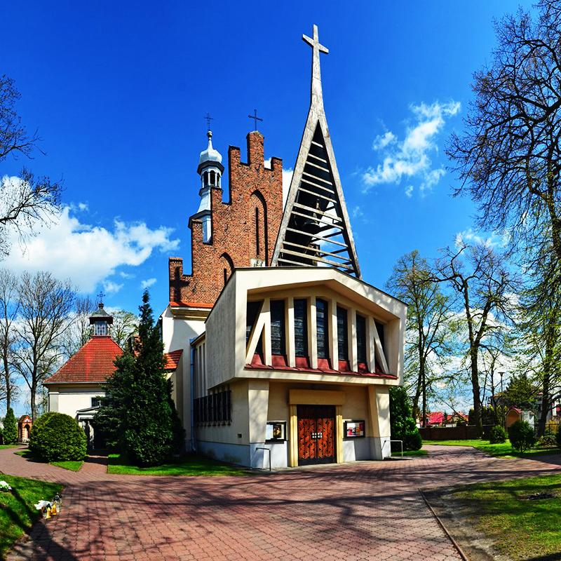 Zielonki, Parafia Narodzenia Najświętszej Maryi Panny