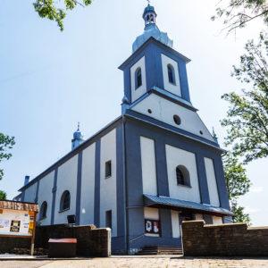 Zubrzyca Górna, Parafia św. Michała Archanioła