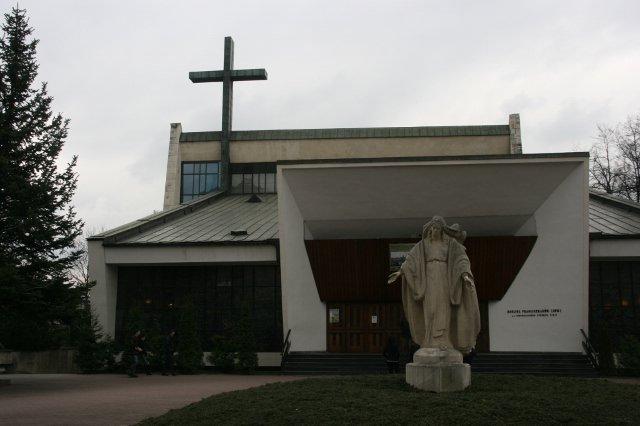 Kraków-Azory, Parafia Niepokalanego Poczęcia Najświętszej Maryi Panny