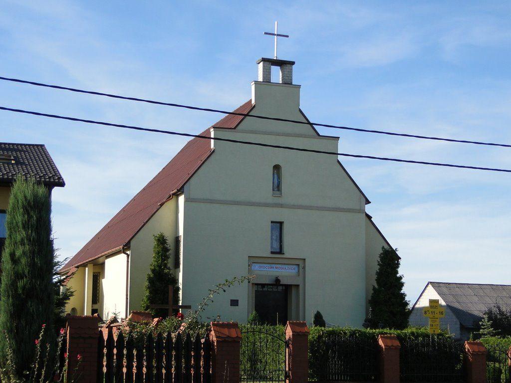 Bębło, Parafia Miłosierdzia Bożego
