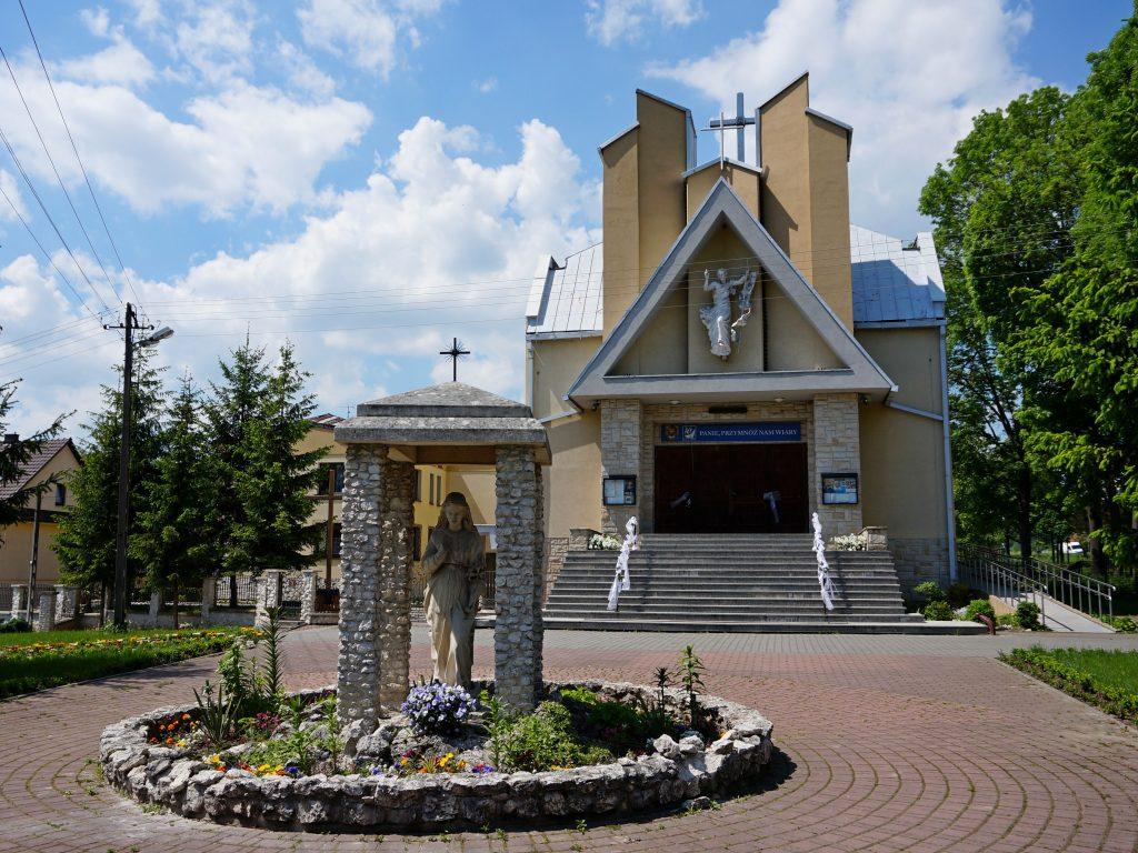 Bibice, Parafia Matki Bożej Nieustającej Pomocy