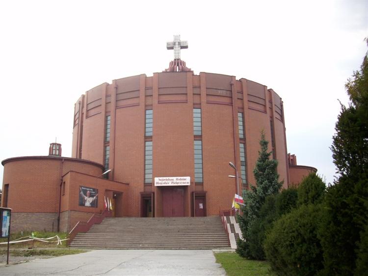 Kraków-Nowy Bieżanów, Parafia Najświętszej Rodziny