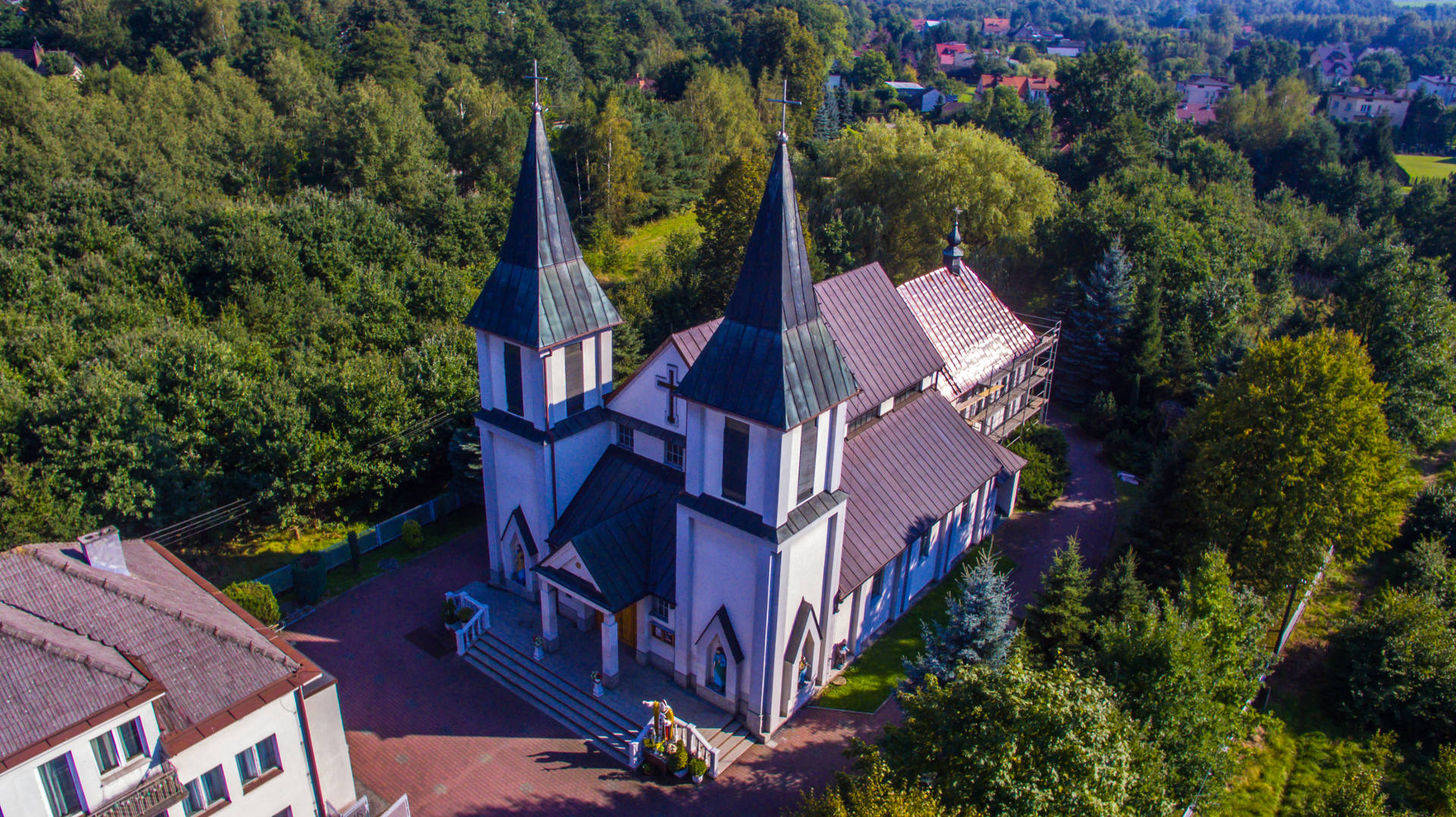 Borek Szlachecki, Parafia Zwiastowania Pańskiego
