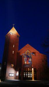 Kraków-os. Bronowickie, Parafia św. Wojciecha