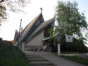 Kraków-Bronowice Wielkie, Parafia Stygmatów św. Franciszka z Asyżu