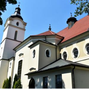Brzezie, Parafia Przemienienia Pańskiego