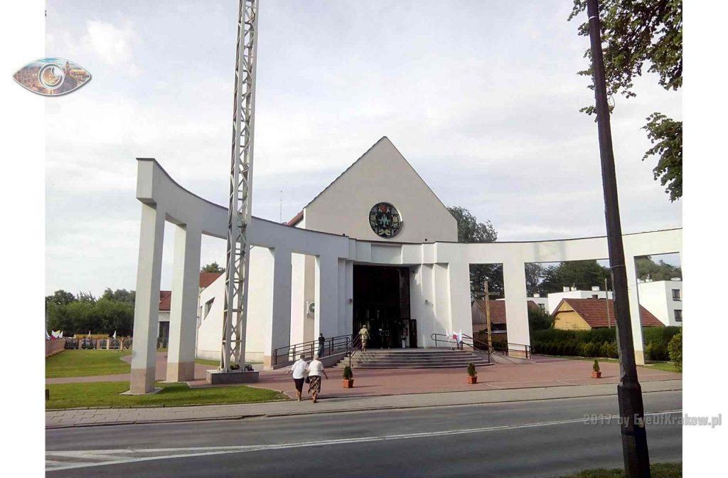 Kraków-Bulwarowa, Parafia Matki Bożej Pocieszenia