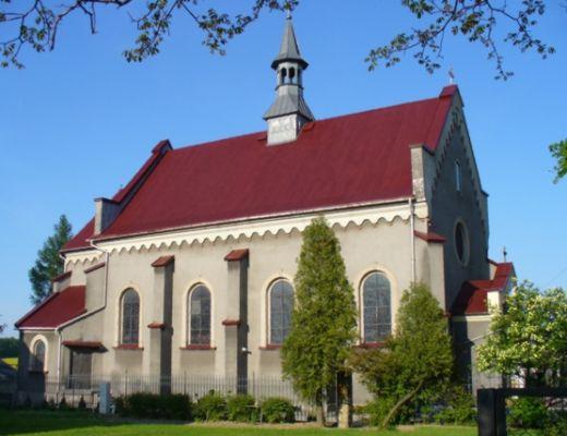 Byszyce, Rektorat Matki Boskiej Różańcowej