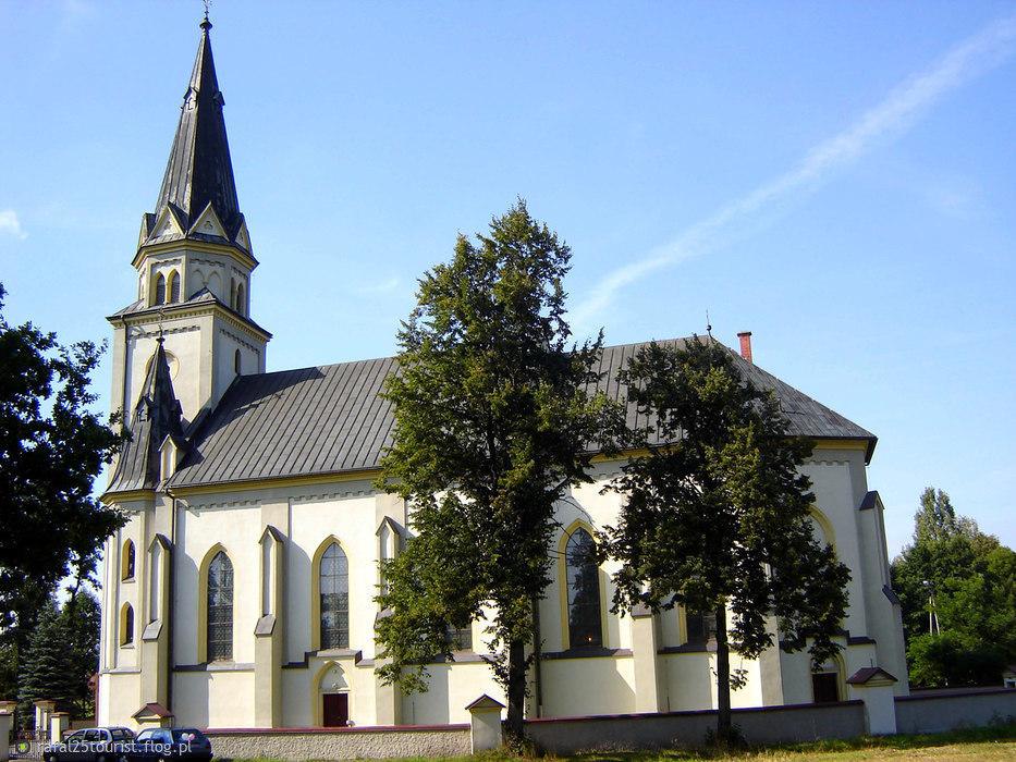 Chocznia, Parafia Narodzenia św. Jana Chrzciciela