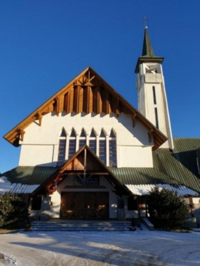Zakopane-Cyrhla, Parafia Miłosierdzia Bożego