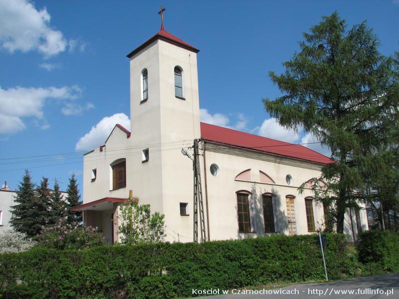 Czarnochowice, Parafia Matki Bożej Pocieszenia