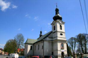 Czarny Dunajec, Parafia Przenajświętszej Trójcy