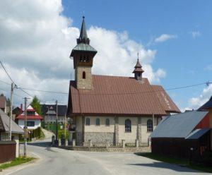 Dursztyn, Parafia św. Jana Chrzciciela