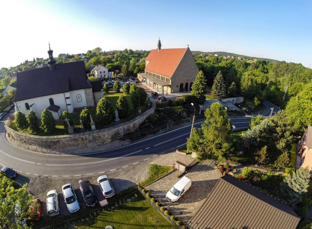 Dziekanowice, Parafia Macierzyństwa Najświętszej Maryi Panny