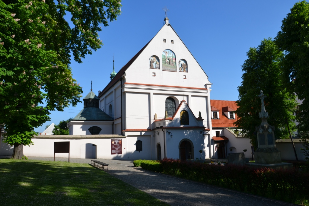 Wieliczka, Parafia św. Franciszka z Asyżu