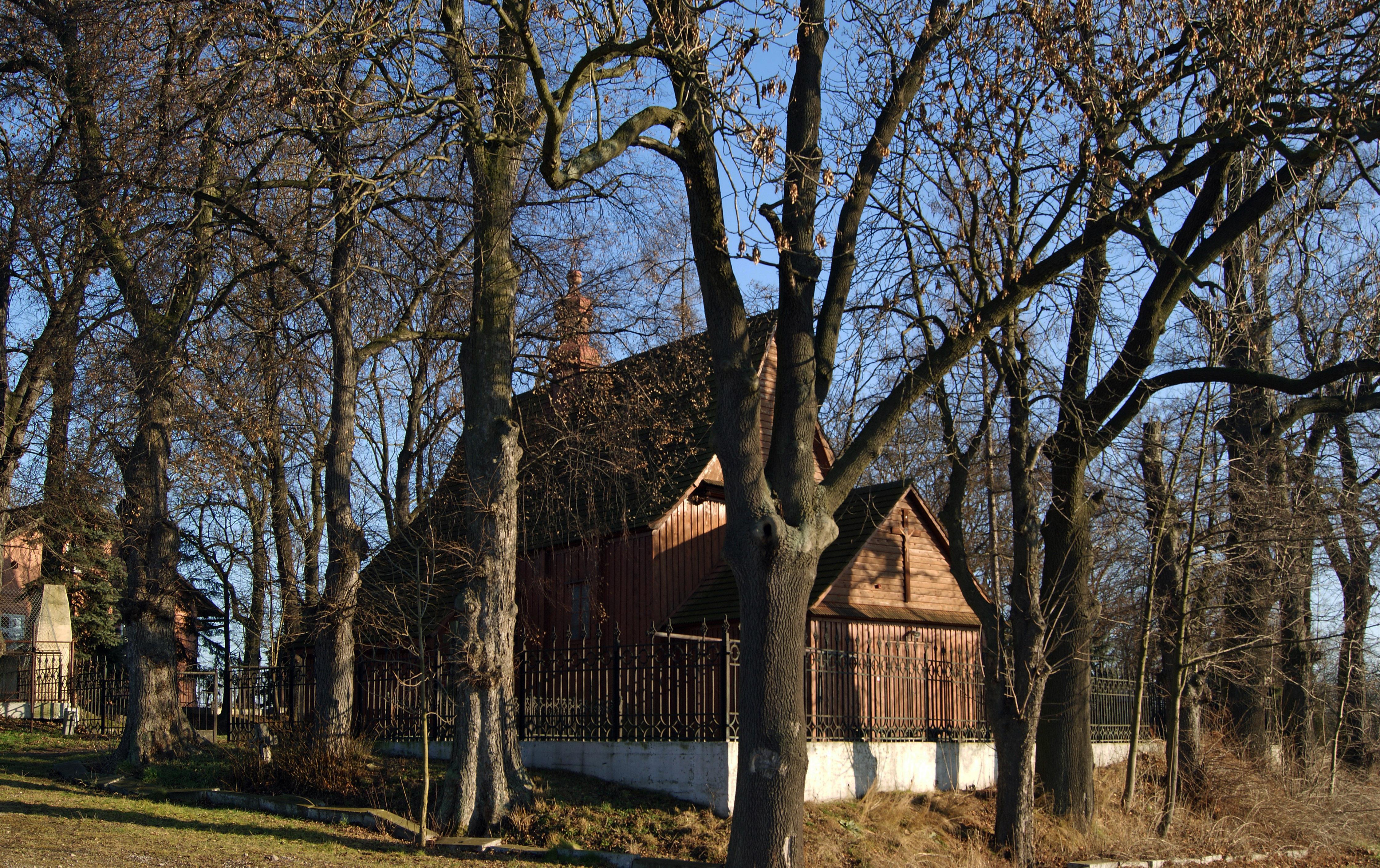 Kraków-Górka Kościelnicka, Parafia Wszystkich Świętych