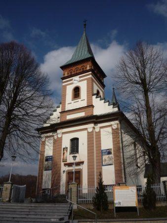 Głogoczów, Parafia św. Marii Magdaleny