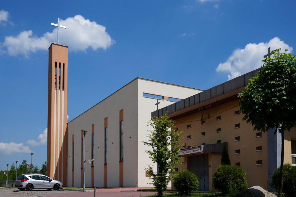 Kraków-os.Gotyk, Parafia Chrystusa Króla