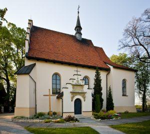 Giebułtów, Parafia św. Idziego