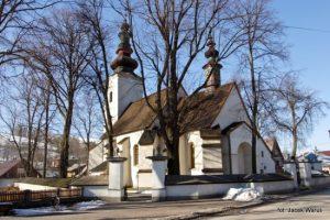 Kacwin, Parafia Wszystkich Świętych