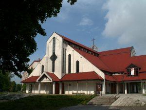 Kraków-os. Kalinowe, Parafia św. Józefa