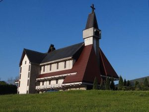 Kasina Wielka, Parafia św. Marii Magdaleny