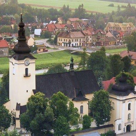 Nowy Targ, Parafia św. Katarzyny