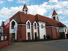 Kraków-Kliny Borkowskie, Parafia św. Jadwigi Królowej
