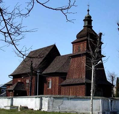 Barwałd Dolny, Parafia św. Erazma Biskupa i Męczennika