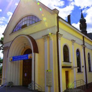 Kraków-Mydlniki, Parafia Matki Bożej Nieustającej Pomocy