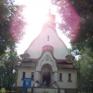 Kraków-Kobierzyn, Rektorat Matki Bożej Częstochowskiej przy Szpitalu im. dr. Józefa Babińskiego