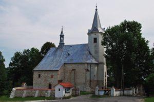 Korzkiew, Parafia Narodzenia św. Jana Chrzciciela