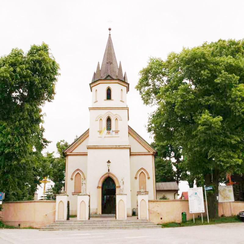 Biały Kościół, Parafia św. Mikołaja