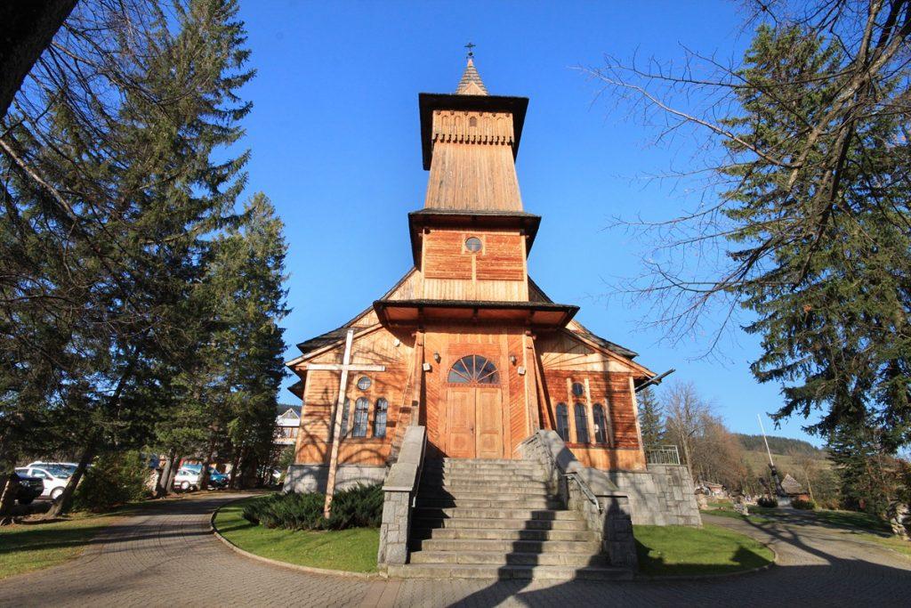 Kościelisko, Parafia św. Kazimierza