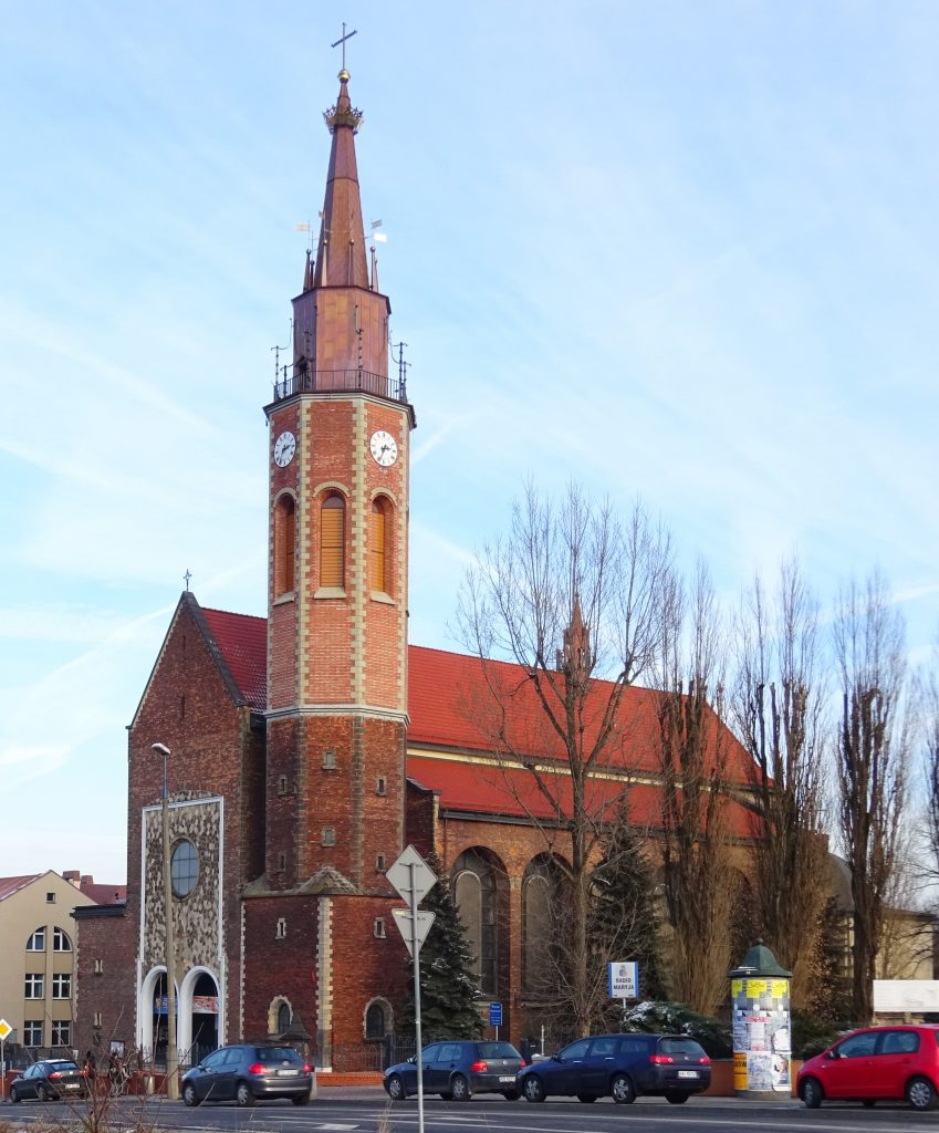 Kraków-Prokocim, Parafia Matki Bożej Dobrej Rady