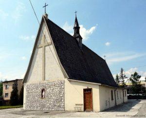 Kraków-Pychowice, Parafia Najświętszego Serca Pana Jezusa