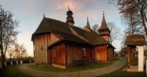 Krzęcin, Parafia Narodzenia Najświętszej Maryi Panny
