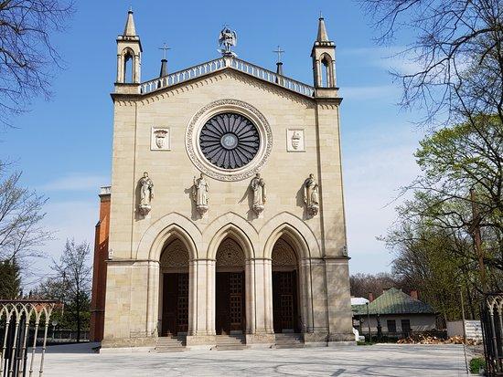 Krzeszowice, Parafia św. Marcina