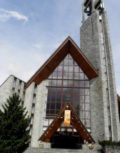 Zakopane, Parafia Świętego Krzyża