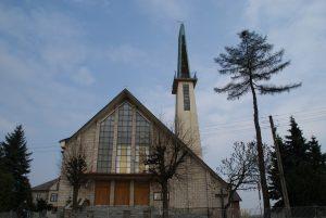 Łączany, Parafia Matki Boskiej Anielskiej