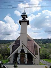 Las, Parafia Matki Bożej Ostrobramskiej