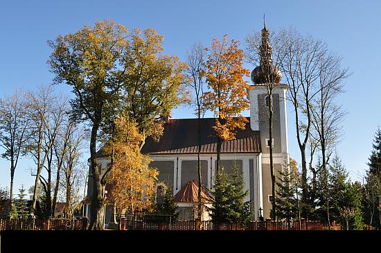 Lipnica Wielka, Parafia św. Łukasza Ewangelisty