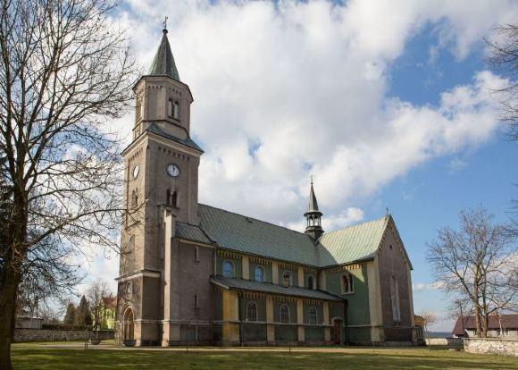 Liszki, Parafia św. Mikołaja