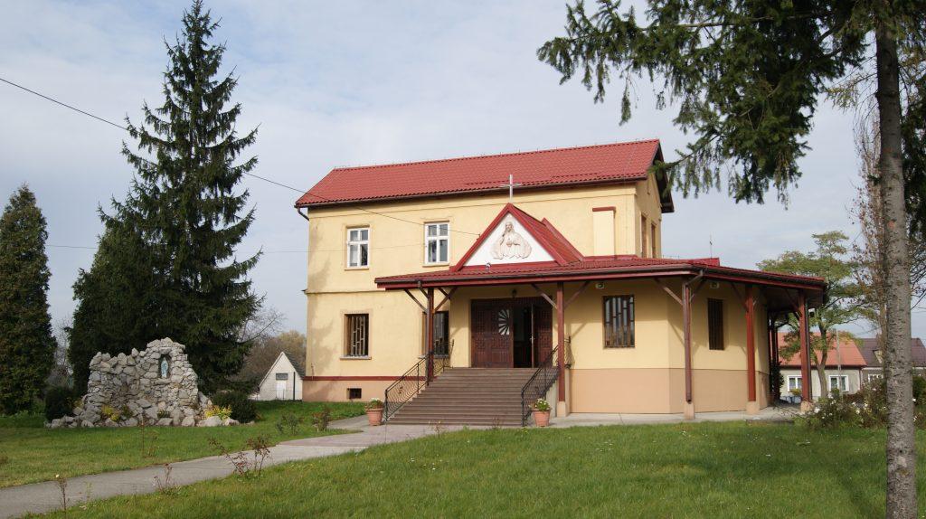 Kraków-Lubocza, Parafia Najświętszego Serca Pana Jezusa