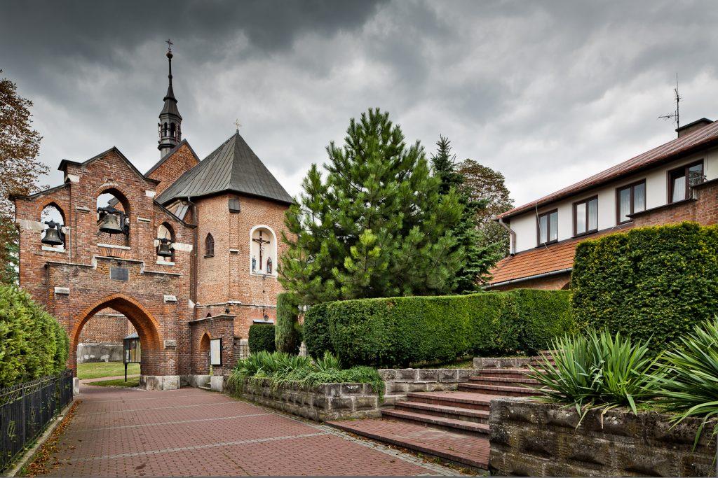 Luborzyca, Parafia Podwyższenia Krzyża Świętego